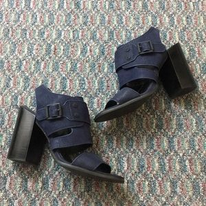 Calvin Klein Jeans Heeled Sandals